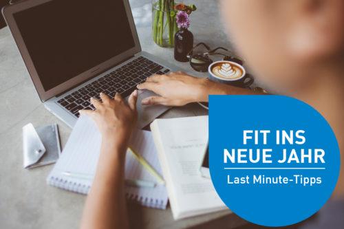 Last-Minute-Tipps: So rutschen Sie als Selbstständiger gut ins neue Jahr