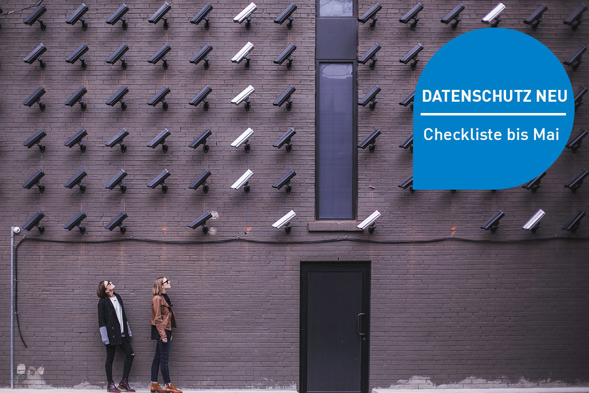 EU Datenschutz-Grundverordnung 2018: Ein Überblick