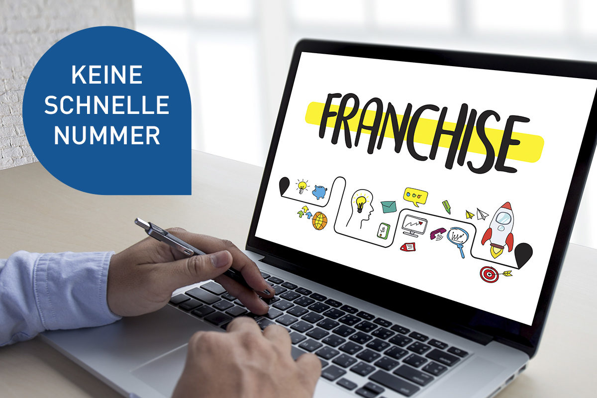 Expansion durch Franchising