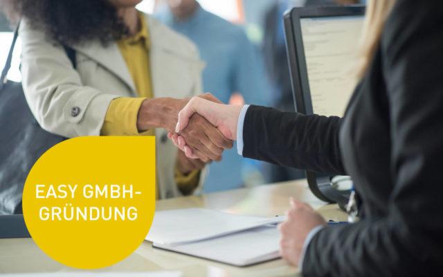 So geht gründen heute: vereinfachte GmbH-Gründung am Bankschalter