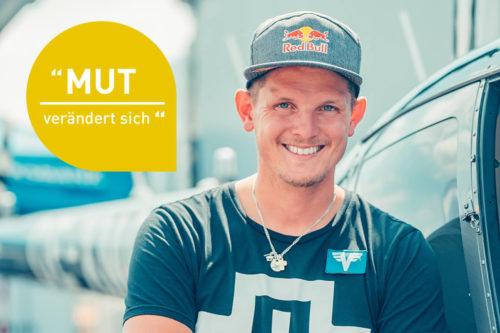 """Thomas Morgenstern: """"Mut verändert sich!"""""""