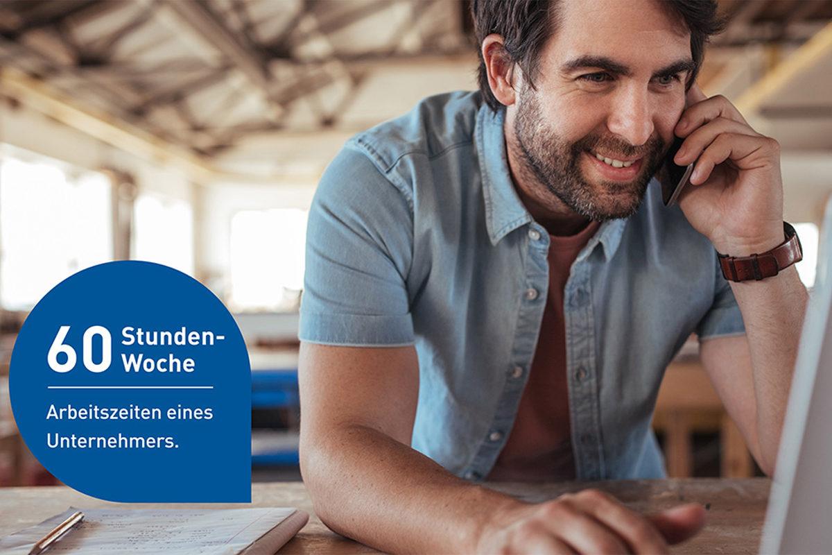 Unternehmer und Arbeitszeit: Wenn die 60-Stunden-Woche glücklich macht