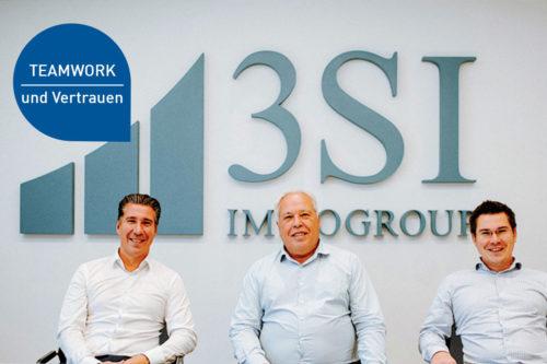 3SI Immogroup: Familie und Team zugleich