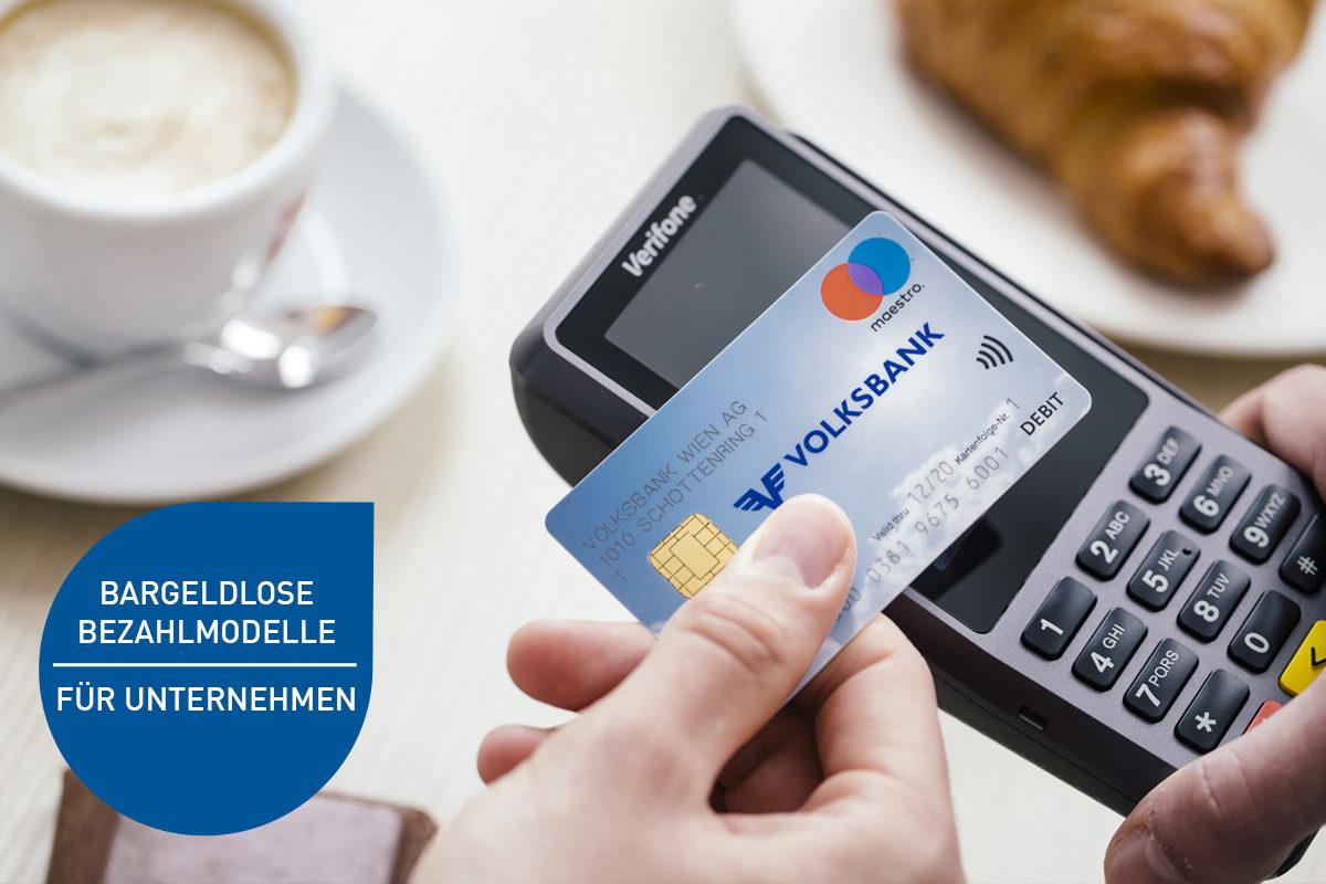 Welches bargeldlose Bezahlmodell passt zu meinem Unternehmen?