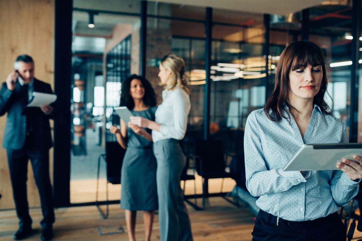 Smartoffice: Das Büro der Zukunft?