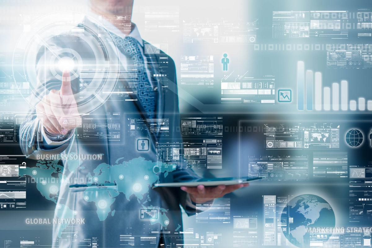 Digitales Datenmanagement für Banken