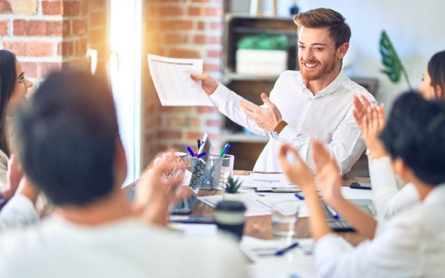 Vorsorge für Mitarbeiter als Top-Motivator