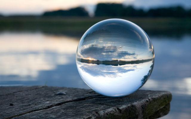 Der Blick in die Kristallkugel
