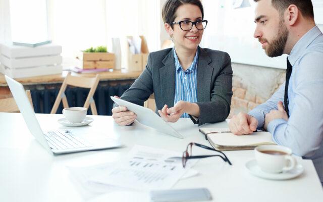 Wie sieht Ihre Finanzierungsstrategie aus?