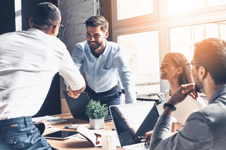 Netzwerken: Erhöhen Sie Ihre Kompetenz